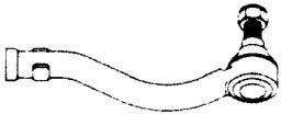 HONDA GÖMBFEJ G1374 SZÉLSŐ (OEM:53540-SM4-003, 7/98- JOBB (M14X1,5) HONDA ACCORD)