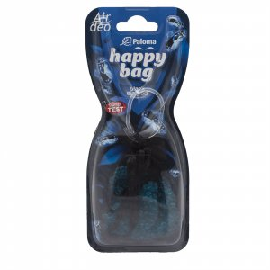 Illatosító Happy bag - black diamond
