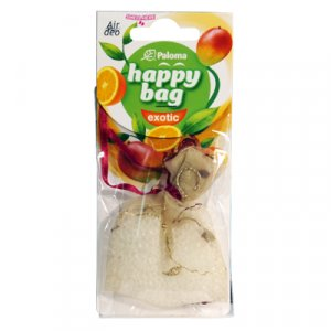 Illatosító Happy bag - exotic