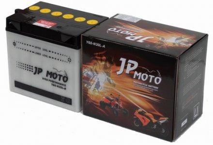 JP MOTO 12V 30AH 280A JOBB C60-N30L-A AKKUMULÁTOR