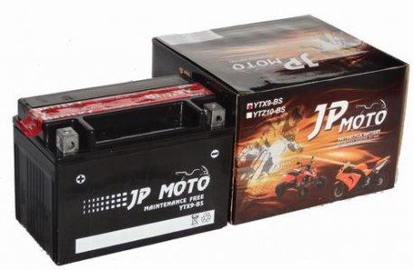 JP MOTO AGM 12V 8AH BAL YTX9-BS AKKUMULÁTOR
