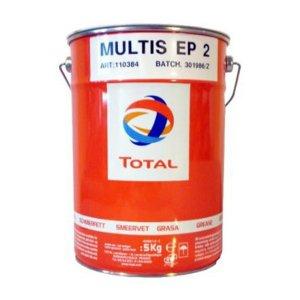Kenőzsír Multis EP2 5 kg