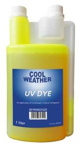 Klíma kontrasztanyag UV adalék 1l