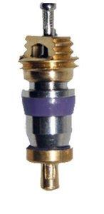 Klíma szelep 27,155x7,8 mm - ibolya szinű