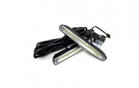 LED lámpa (nappali fény) 12V fehér 2 LEDES