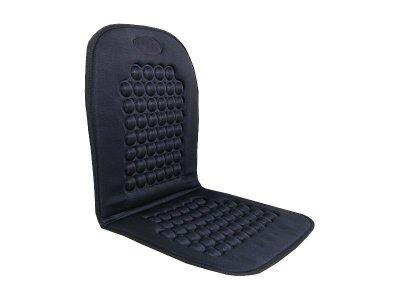 Mágneses ülésvédő - fekete