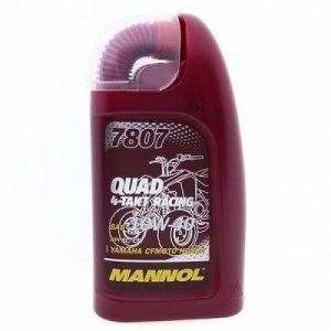 MANNOL 7807 QUAD RACING 10W40 4T 1L MOTOROLAJ