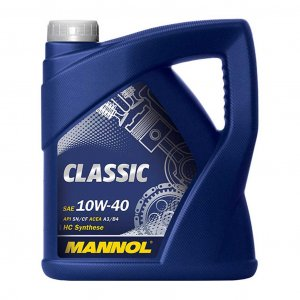 MANNOL CLASSIC 10W40 3L MOTOROLAJ