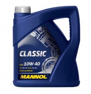 MANNOL CLASSIC 10W40 4L MOTOROLAJ