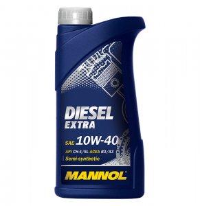 Mannol Diesel Extra 10W40 1L Motorolaj