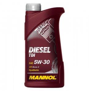 Mannol Diesel Tdi 5W30 1L Motorolaj