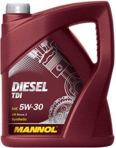Mannol Diesel Tdi 5W30 5L Motorolaj