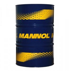 MANNOL DIESEL TURBO 5W40 208L MOTOROLAJ
