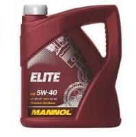 MANNOL ELITE 5W40 5L MOTOROLAJ