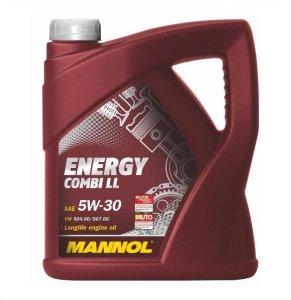 MANNOL ENERGY COMBI LL 5W30 4L MOTOROLAJ