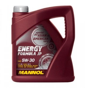 Mannol Energy Formula Jp 5W30 4L Motorolaj