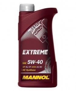 MANNOL EXTREME 5W40 1L MOTOROLAJ