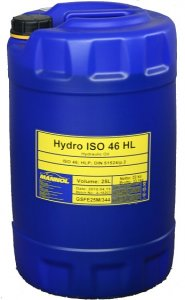 Mannol Hidraulika Olaj Iso 46   20L Hydro