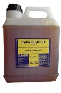 Mannol Hidraulika Olaj Iso 46     5L Hydro
