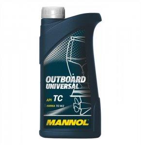 MANNOL OUTBOARD UNIVERSAL TC-W2 1L MOTOROLAJ