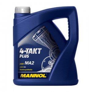 MANNOL PLUS 10W40 4T 4L MOTOROLAJ
