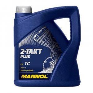 MANNOL PLUS 2T 4L MOTOROLAJ