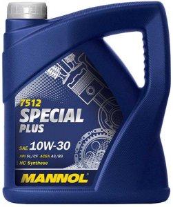 MANNOL SPECIAL PLUS 10W30 4L MOTOROLAJ
