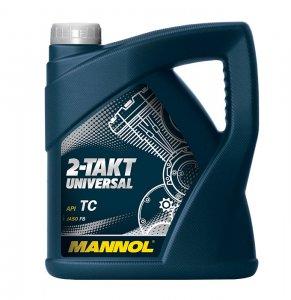 MANNOL UNIVERSAL 2T 4L MOTOROLAJ