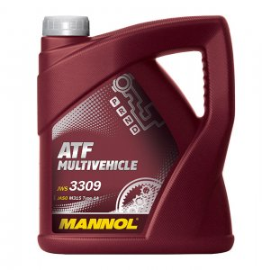 MANNOL VÁLTÓOLAJ ATF     4L MULTIVEHICLE