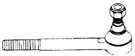 MERCEDES GÖMBFEJ G1079 BELSŐ (OEM:000.338.5910, 89-01 BAL-JOBB (M14X1,5 L:137MM)