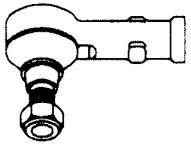 MERCEDES GÖMBFEJ G2207 SZÉLSŐ (OEM:638.460.0048, 2/96- BAL-JOBB (M16X1,5 BELSŐ MENETES)