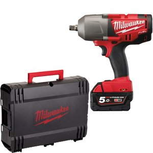 """Milwaukee  akkumulátoros ütvecsavarozó 1/2"""" M18 CHIWF12-502X (950nm/2x5.0ah/18v)"""