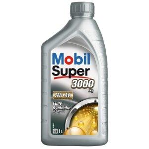 Mobil Super 3000 5W40 1L Motorolaj