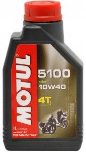 Motul 5100 10W40 4T 1L Motorolaj