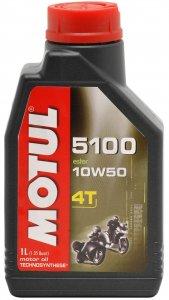 Motul 5100 10W50 4T 1L Motorolaj