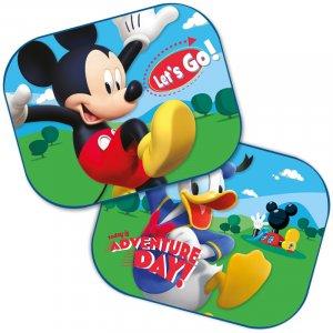 Napvédő oldalablakra Mickey egér - 2 db
