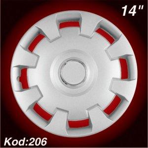 """Opel gyári jellegű dísztárcsa 14"""" (4 db)"""