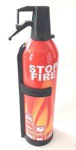 Porral oltó tűzoltókészülék 1 kg (a-b-c) - poroltó