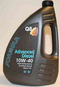 Q8 ADVANCED DIESEL (CS/CF, 505 00) 10W40 4L MOTOROLAJ