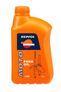 Repsol Fork Oil 10W Teleszkóp Olaj 1L