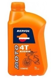 Repsol Moto Rider 4T 10W40 1L Motorolaj