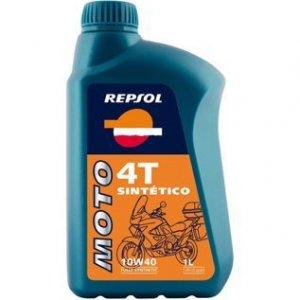 Repsol Moto Sintetico 4T 10W40 1L Motorolaj
