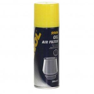 Sport légszűrő olajzó spray 200 ml (9964)
