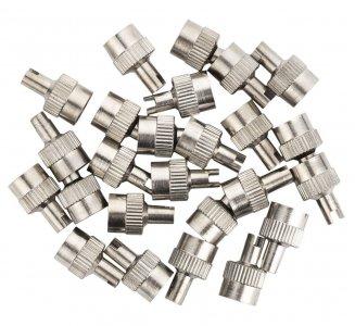 Szelepsapka fém csavarhúzós (25 db/csomag)