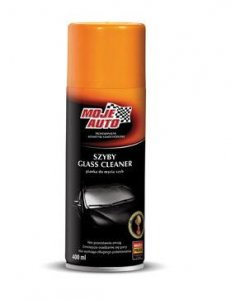 Szélvédőtisztító 400 ml spray