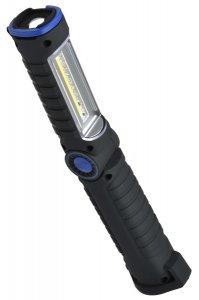 Szerelőlámpa akkumulátoros COB LED