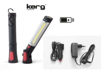 Szerelőlámpa akkumulátoros COB LED (1 LED)