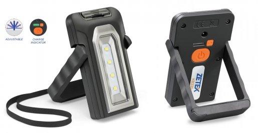 Szerelőlámpa akkumulátoros SMD LED (4 LED)