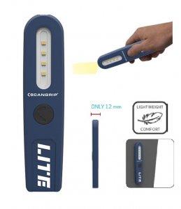 Szerelőlámpa akkumulátoros SMD LED (5 LED)- kicsi