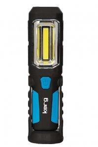 Szerelőlámpa elemes COB LED (1 LED)